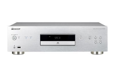 odtwarzacz CD marki Pioneer, model PD-50