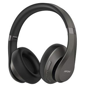 bezprzewodowe nauszne słuchawki bluetooth