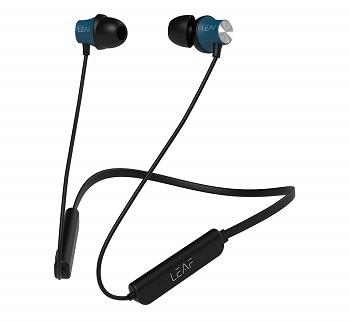 douszne słuchawki bezprzewodowe na bluetooth marki Leaf