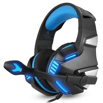 słuchawki gamingowe z mikrofonem do komputera i konsoli