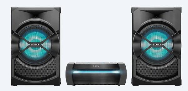 zestaw Sony power audio